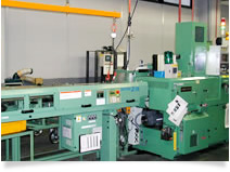 Cutting Machine for Stabilizer Link Bars