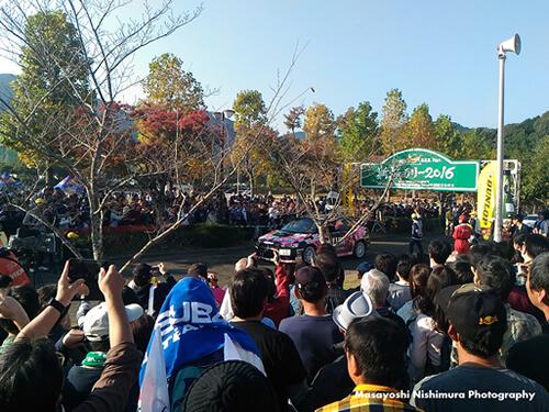 全日本ラリー選手権とは